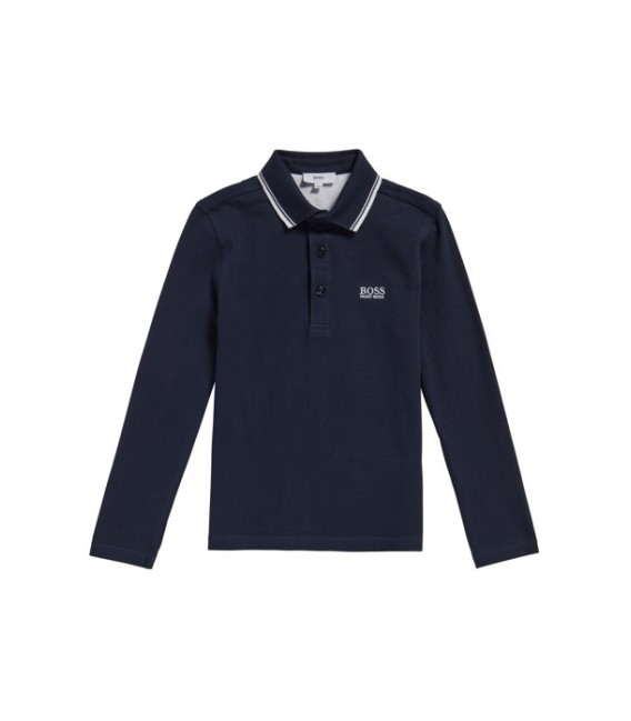 POLO LOGO HUGO BOSS