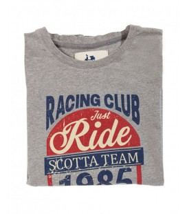 CAMISETA RIDE NIÑO SCOTTA