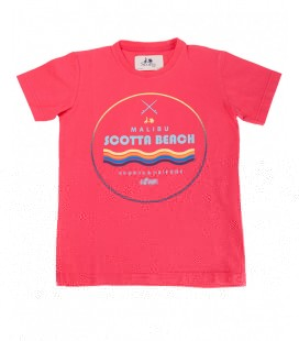 CAMISETA BEACH SCOTTA