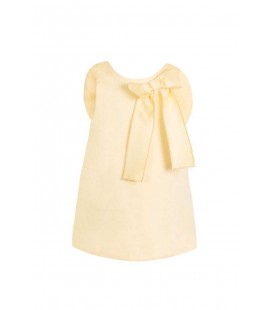 VESTIDO VOLANTE AMARILLO EVE CHILDREN
