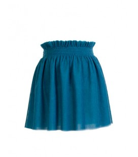 FALDA AZUL TULL EVE CHILDREN