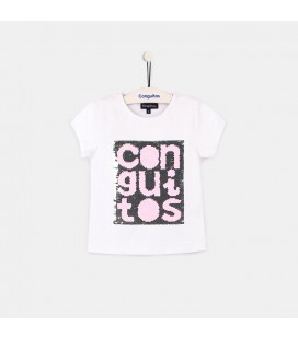 CAMISETA REVERSIBLE CONGUITOS