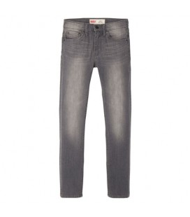 PANTALON 512 DENIM GRIS LEVIS