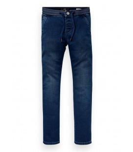 PANTALON JOGGER DENIM SCOTCH SODA