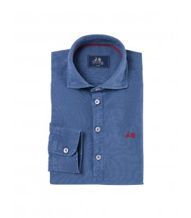CAMISA POLERA DENIM SCOTTA