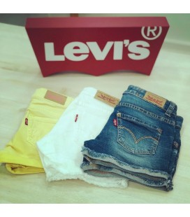 SHORT AMARILLO LEVIS