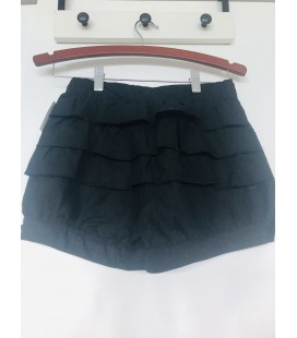 SHORT NEGRO VOLANTES TRUCHITA & CO