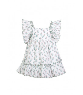 VESTIDO LOROS EVE CHILDREN