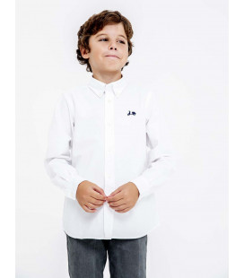 CAMISA NIÑO OXFORD SCOTTA