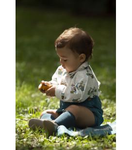 BRAGA BABY PETROLEO KIDS CHOCOLATE